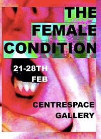 The Female Condition Exhibition at Centrespace Gallery in Bristol