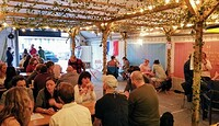 An evening of cider and vegan tapas at Cider box in Bristol