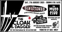 Surf and Garage Mayhem! at Cloak and Dagger, The in Bristol