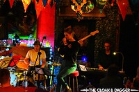 Undercover Ensemble and Oli Morris at Cloak and Dagger, The in Bristol