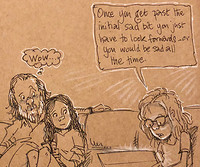 Doodle-a-Day: An illustrated talk at Colston Hall Foyer in Bristol