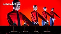 Kraftwerk 3-D at Colston Hall in Bristol