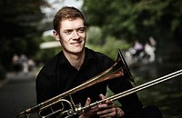 Peter Moore & Richard Uttley at Colston Hall in Bristol