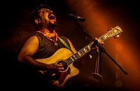 Raghu Dixit at Colston Hall in Bristol
