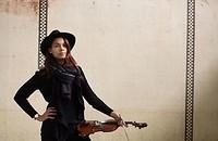 Rhiannon Giddens at Colston Hall in Bristol