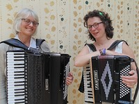 World Accordion Day with Karen Tweed at Colston Hall in Bristol
