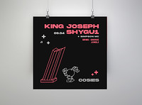 All Night Shubz - King Joseph, ShyGu1 ft Simpson  at Cosies in Bristol