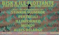 Bisk X Ile Flottante Album Launch at Cosies in Bristol