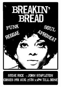Breakin' Bread at Cosies in Bristol