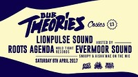Dub Theories at Cosies in Bristol