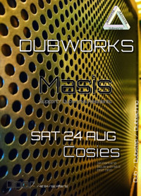 Dubworks - MASIS at Cosies in Bristol