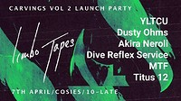 Limbo Tape launch at Cosies in Bristol