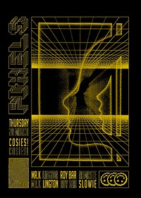 Pixels Presents: Mr. K /Lington /Roy Bar /Slowie at Cosies in Bristol