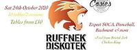Ruffnek Diskotek at Cosies in Bristol