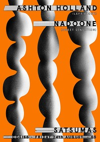 Satsumas W/ Ashton Holland + Nadoone at Cosies in Bristol