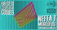 Washing Machine Soundsystem: Neffa T & Moreofus at Cosies in Bristol