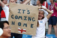 England vs Czech Republic + FIFA Songs All Night! at Crofters Rights in Bristol