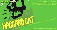 Haggard Cat at Crofters Rights in Bristol