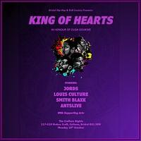King of Hearts: In Honour of Olisa Odukwe at Crofters Rights in Bristol
