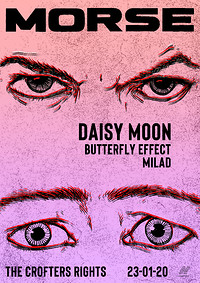 Morse: Daisy Moon at Crofters Rights in Bristol