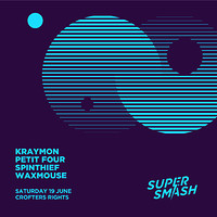 Supersmash at Crofters Rights in Bristol