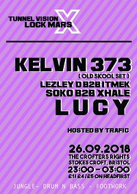 Tunnel Vision x LockMars - Kelvin 373, & Residents at Crofters Rights in Bristol
