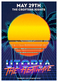 Utopia Presents: The Heatwave  at Crofters Rights in Bristol
