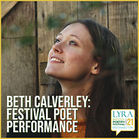 Beth Calverley: Festival Poet Performance at Crowdcast in Bristol