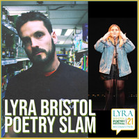 Lyra Bristol Poetry Grand Slam Finals at Crowdcast in Bristol
