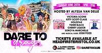 Dare to Drag! All day drag extravaganza at Dare to Club in Bristol