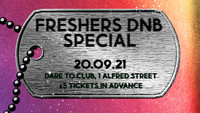 Freshers DnB Special  at Dare to Club in Bristol