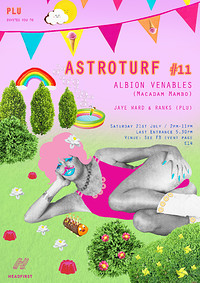 PLU - AstroTurf #11 with Albion Venables at DARE2 in Bristol
