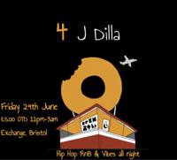4 J Dilla at Exchange in Bristol