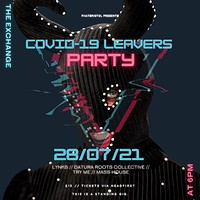 Covid-19 Leavers Party with Lynks at Exchange in Bristol