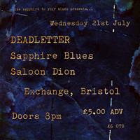 Deadletter at Exchange in Bristol