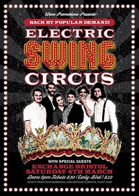 Electric Swing Circus at Exchange in Bristol