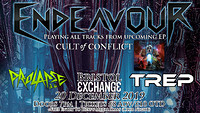 Endeavour w/ Prolapse A.D. and TREP (Bristol, UK) at Exchange in Bristol