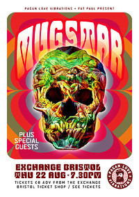 MUGSTAR  at Exchange in Bristol
