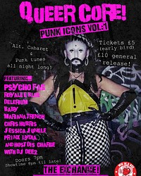 Queer Core - Alt. Cabaret at Exchange in Bristol