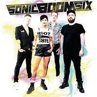 Sonic Boom Six / Jake & The Jellyfish at Exchange in Bristol