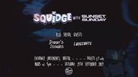 Squidge + Sunset Sunday at Exchange in Bristol