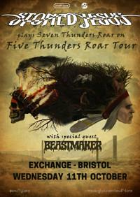Stoned Jesus // Beastmaker  // More TBA at Exchange in Bristol