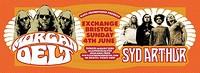 Syd Arthur & Morgan Delt at Exchange in Bristol