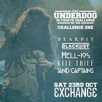 The Underdog 2021   Launch / Challenge One at Exchange in Bristol