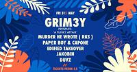 GRIM3Y PRESENTS ' A FUNKY AFFAIR ' at Faraway cocktail club in Bristol
