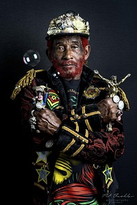 LEE 'Scratch' PERRY at Fiddlers in Bristol