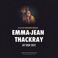 Worm Gigs: Emma-Jean Thackray + support at Fiddlers in Bristol