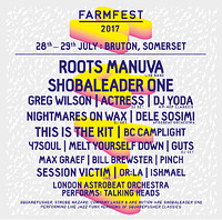 Farmfest 2017 at Gilcombe Farm, Bruton, Somerset in Bristol