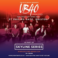 UB40 (Skyline Series) at Harbourside Amphitheatre in Bristol