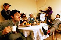 Tantz at Hy Brasil Music Club in Bristol